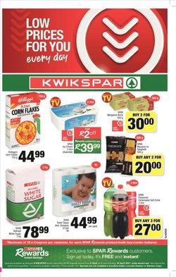 KwikSpar catalogue ( 4 days left )