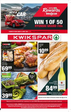 KwikSpar catalogue ( 2 days left )