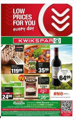 KwikSpar offers in the KwikSpar catalogue ( Expires today)