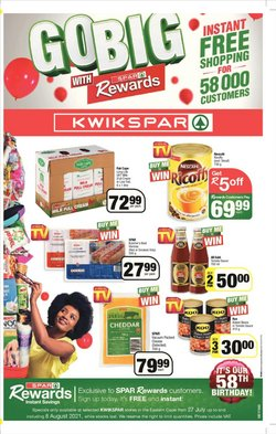 KwikSpar catalogue ( 8 days left)
