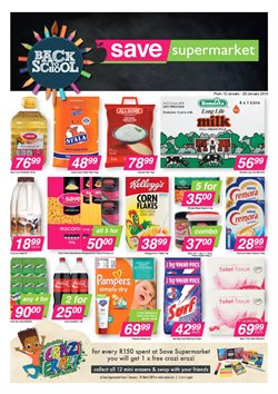 Save Supermarket deals in the Durban special