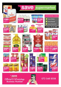 Save catalogue in Howick ( 1 day ago )