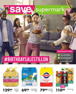 Groceries offers in the Save catalogue ( Expires tomorrow)