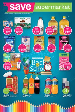 Save Supermarket deals in the Pietermaritzburg special