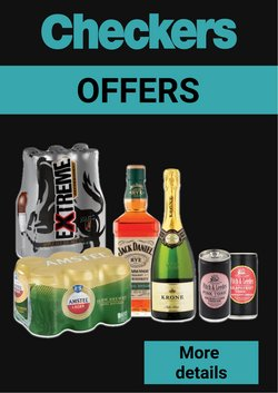 Checkers Liquor Shop catalogue ( 1 day ago )
