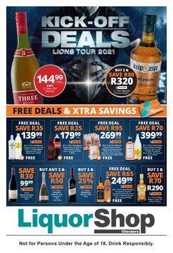 Checkers Liquor Shop catalogue ( 3 days left)