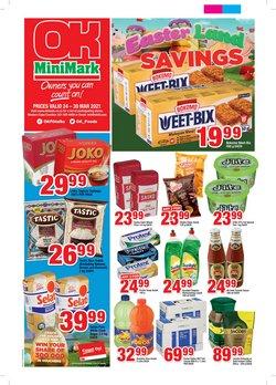 OK MiniMark catalogue ( Expired )