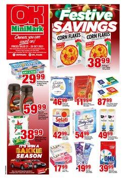 OK MiniMark offers in the OK MiniMark catalogue ( Expires today)