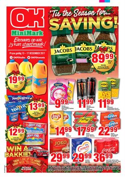 OK MiniMark deals in the Cape Town special