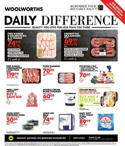 Clothes, Shoes & Accessories offers in the Woolworths catalogue in Durban