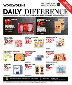 Clothes, Shoes & Accessories offers in the Woolworths catalogue in Benoni
