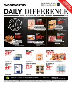 Clothes, Shoes & Accessories offers in the Woolworths catalogue in Cape Town