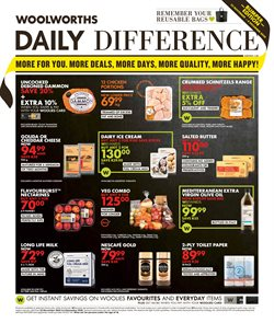 Christmas offers in the Woolworths catalogue ( 8 days left)