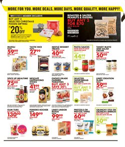 Lindt specials in Woolworths
