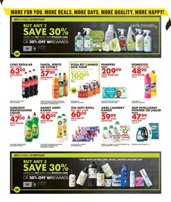 Epol specials in Woolworths