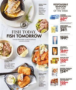Fishing specials in Woolworths