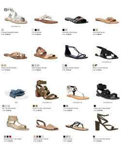 Sandals offers in the Woolworths catalogue in Cape Town