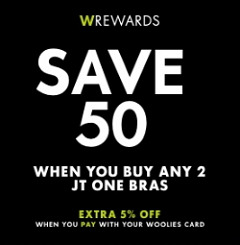 Woolworths deals in the Cape Town special