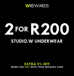 Woolworths deals in the Rustenburg special