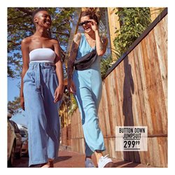 Jumpsuit offers in the The FIX catalogue in Cape Town