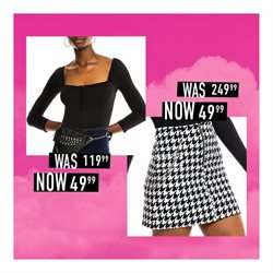 Skirt specials in The FIX
