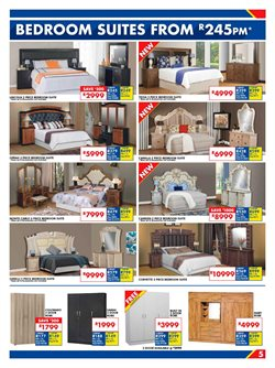 Wardrobe offers in the Russells catalogue in Cape Town