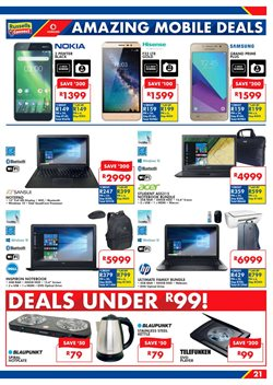 Russells deals in the Johannesburg special