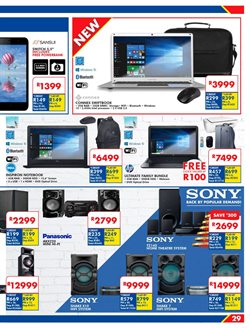 Laptop offers in the Russells catalogue in Cape Town