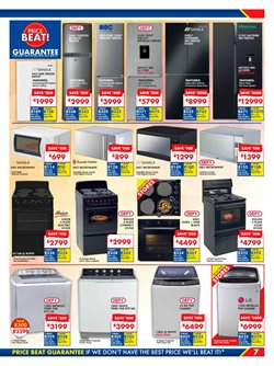 Washing machine offers in the Russells catalogue in Cape Town