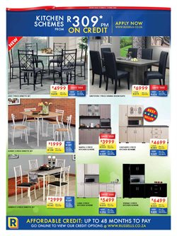 Dining room chair specials in Russells
