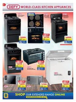 Chest freezer specials in Russells