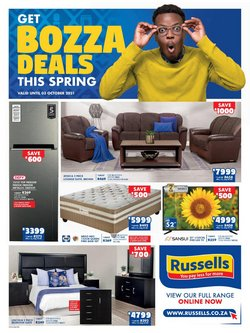 Russells catalogue ( 8 days left)