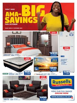 Russells catalogue ( 5 days left)