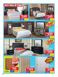 Wardrobe offers in the Russells catalogue in Klerksdorp