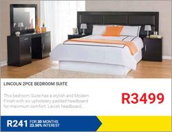 Russells deals in the Bloemfontein special