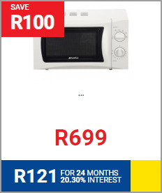 Russells deals in the Khayelitsha special