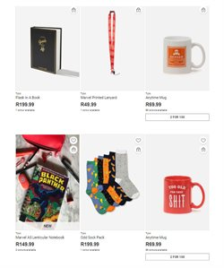 Novel offers in the Typo catalogue in Cape Town
