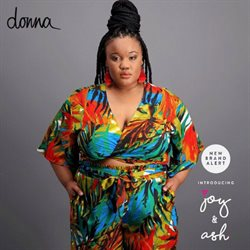 Donna deals in the Port Elizabeth special