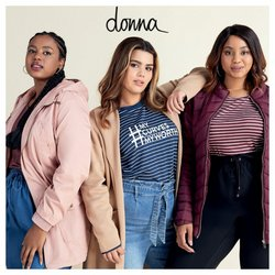 Donna catalogue ( More than a month )