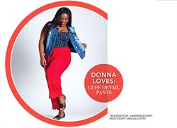 Sandals offers in the Donna Claire catalogue in Cape Town