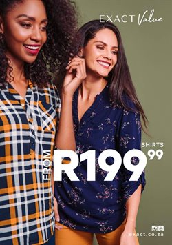 Exact! deals in the Johannesburg special