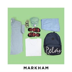 Markham deals in the Johannesburg special
