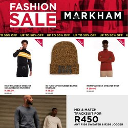 Clothes, Shoes & Accessories offers in the Markham catalogue ( 4 days left)