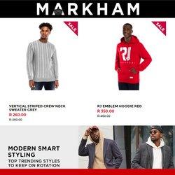Markham catalogue ( Expires today)
