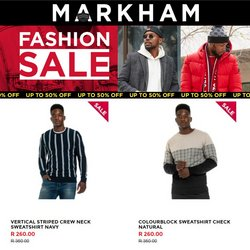 Clothes, Shoes & Accessories offers in the Markham catalogue ( 8 days left)