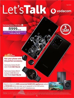 Vodacom catalogue in Pretoria ( 3 days ago )