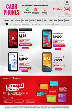 Switches specials in Vodacom