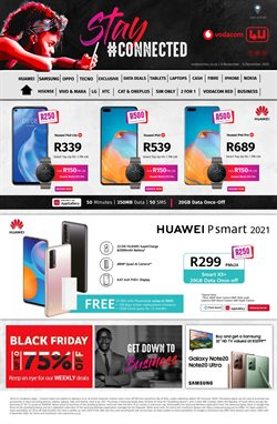 Vodacom Deals Specials Black Friday