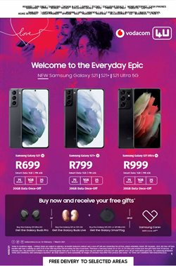 Vodacom catalogue in Cape Town ( 7 days left )