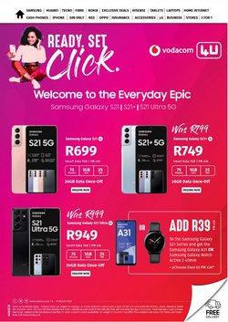 Vodacom catalogue ( Expired )